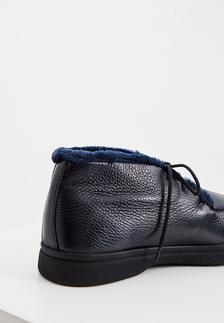 Мужские ботинки Baldinini (Балдинини) 147189ACERV101010XXX: изображение 4