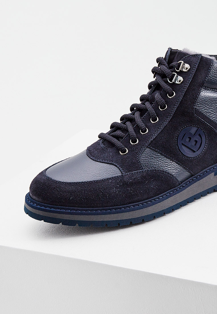 Мужские кроссовки Baldinini (Балдинини) 147043TVLDO0000XXXXX: изображение 4