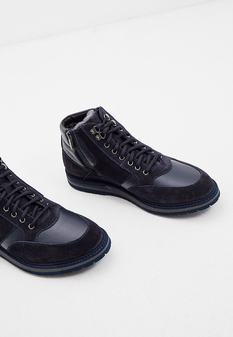 Мужские кроссовки Baldinini (Балдинини) 147043TVLDO0000XXXXX: изображение 5