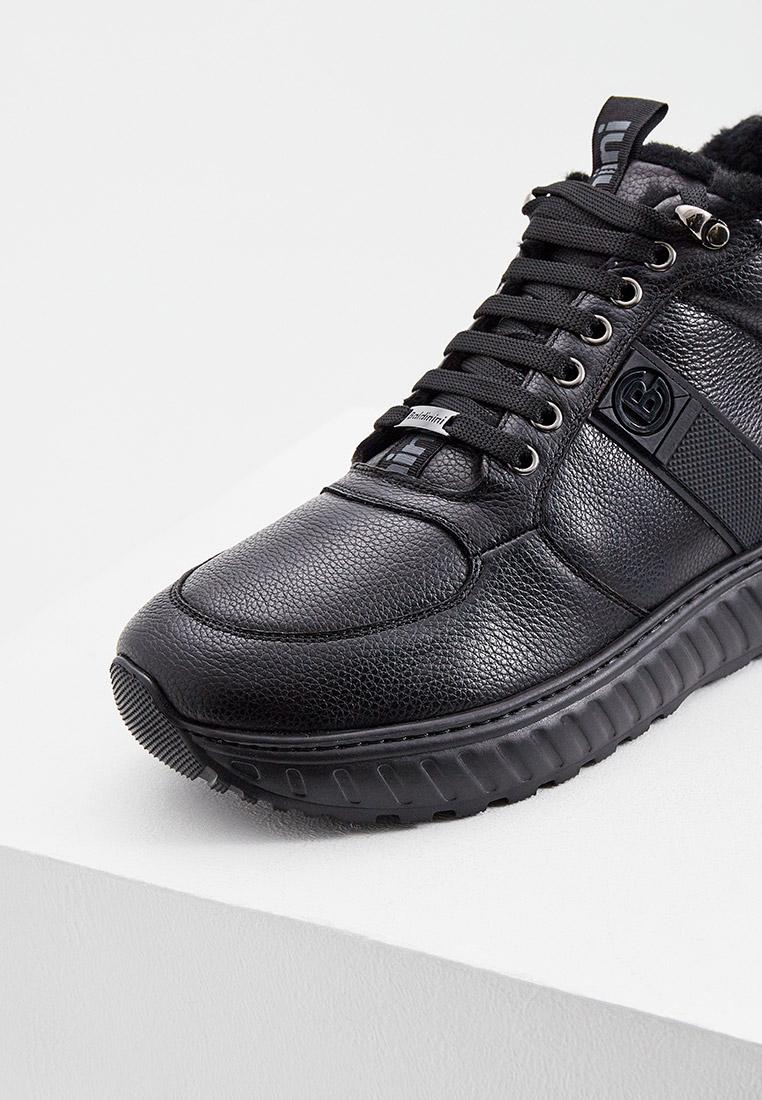 Мужские кроссовки Baldinini (Балдинини) 146498ABABY000000NNX: изображение 4