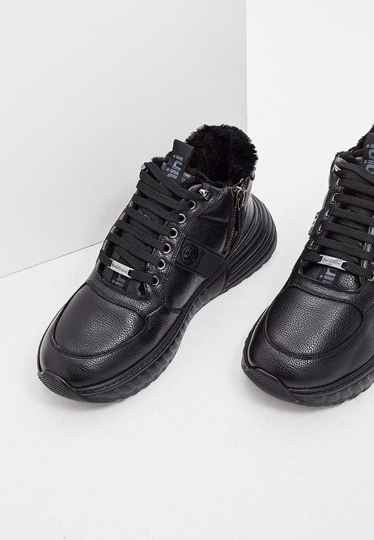 Мужские кроссовки Baldinini (Балдинини) 146498ABABY000000NNX: изображение 5