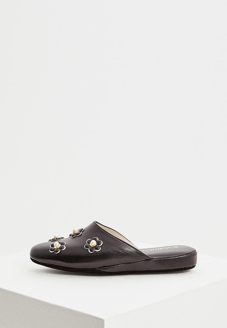 Женская домашняя обувь Baldinini (Балдинини) 869802XDONB000000NRX