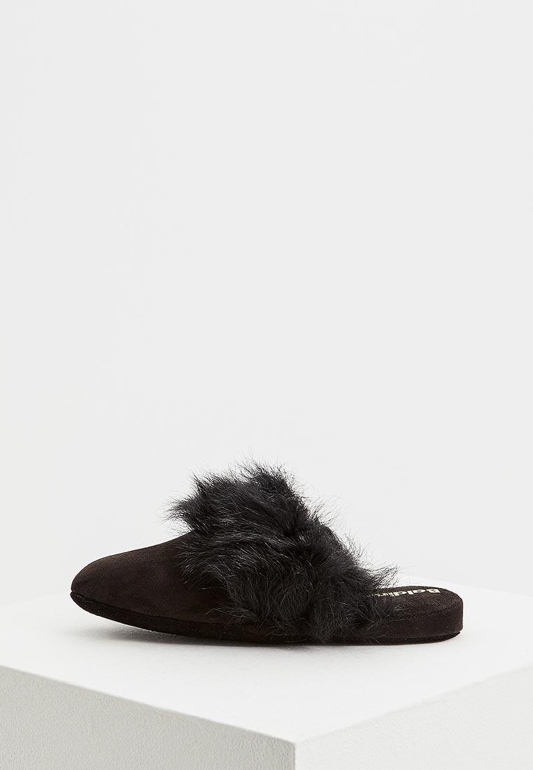 Женская домашняя обувь Baldinini (Балдинини) 869809XMONB000000XXX