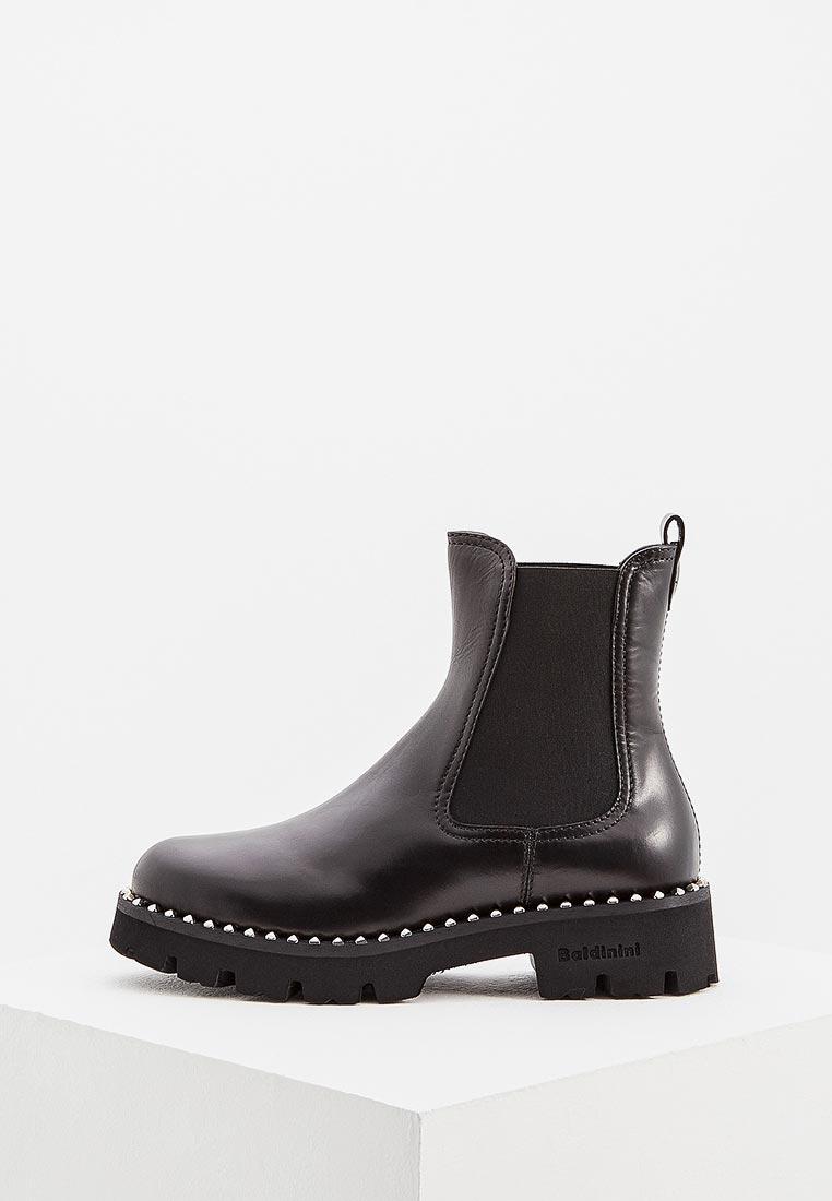Женские ботинки Baldinini (Балдинини) 949173AGLOV000000KXX
