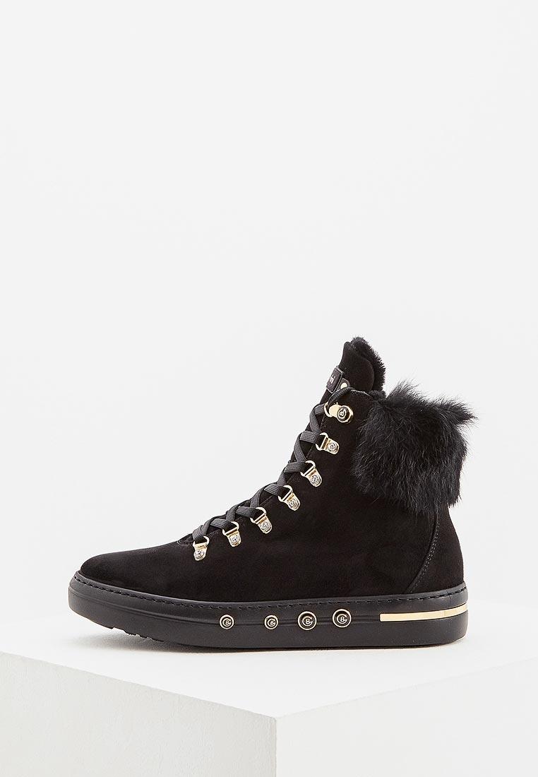Женские ботинки Baldinini (Балдинини) 948026AKILA000000RNX