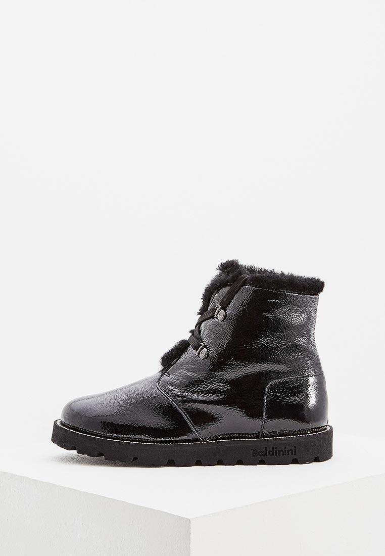 Женские ботинки Baldinini (Балдинини) 948295ANAPL000000FXX