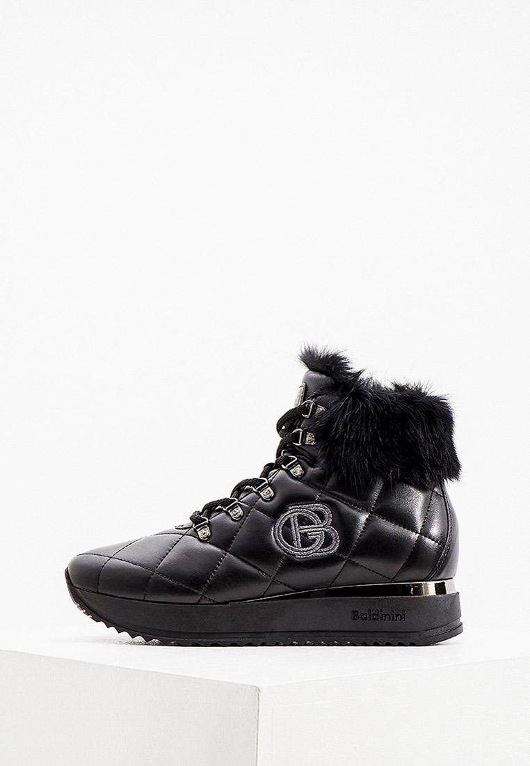 Женские ботинки Baldinini (Балдинини) 148405anala0000xxfxx