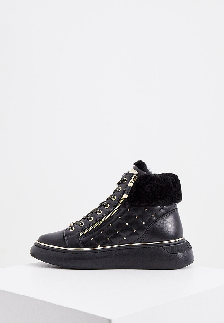 Женские ботинки Baldinini (Балдинини) 148514AVIMO0000XXPLX
