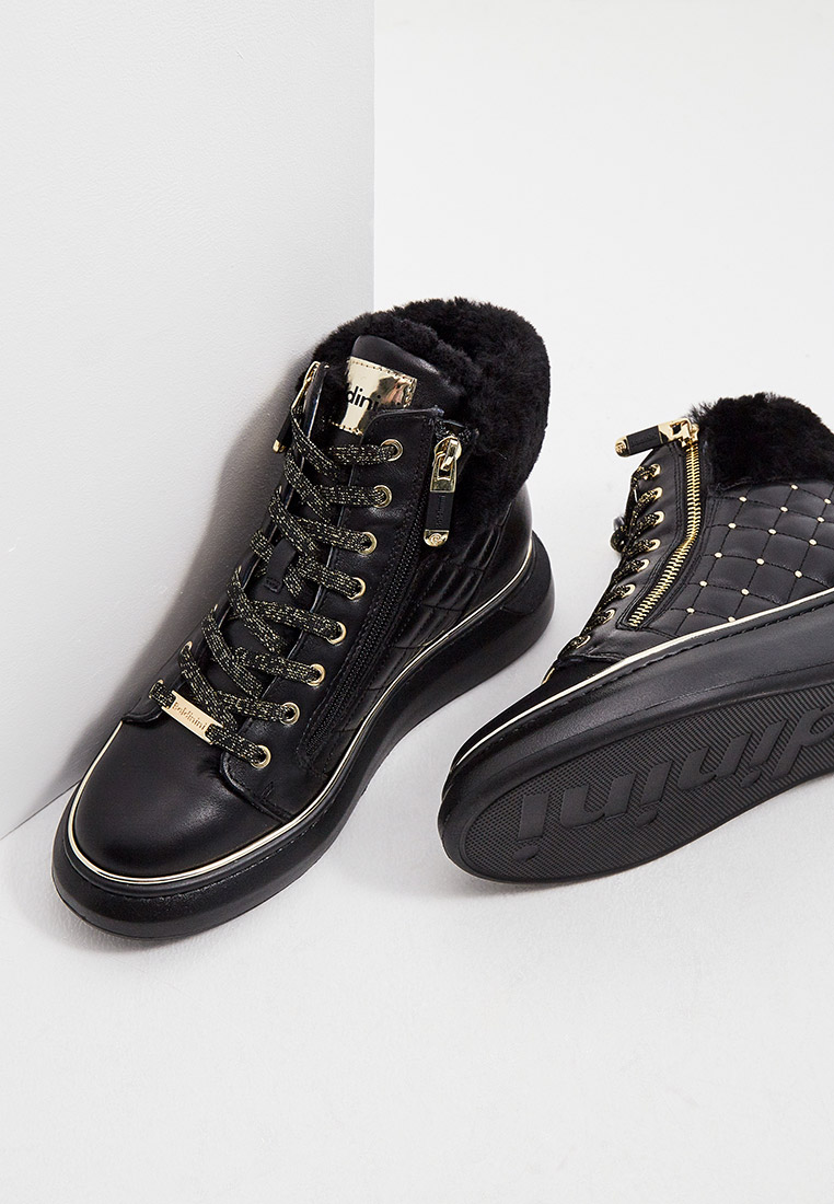 Женские ботинки Baldinini (Балдинини) 148514AVIMO0000XXPLX: изображение 4