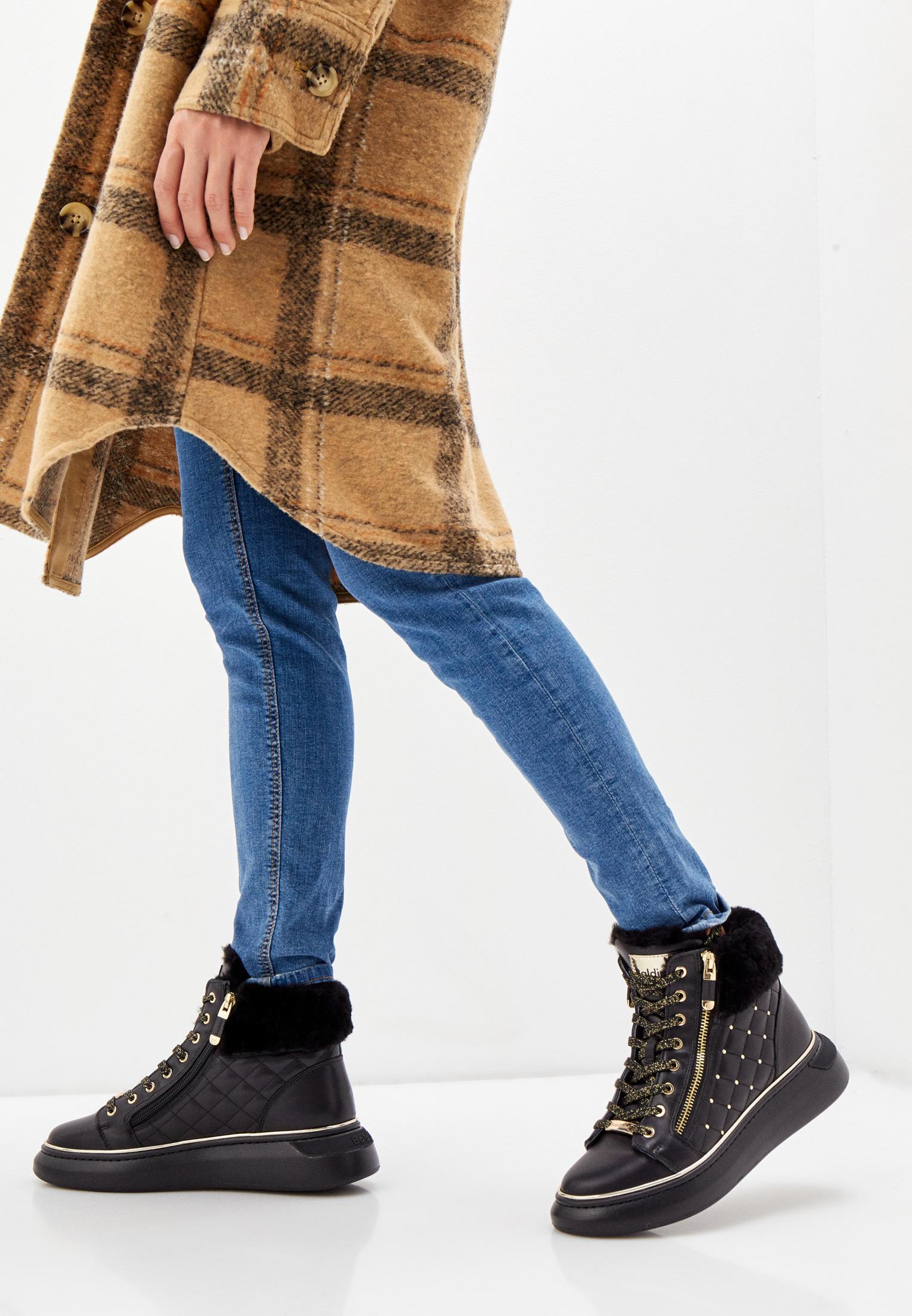 Женские ботинки Baldinini (Балдинини) 148514AVIMO0000XXPLX: изображение 6