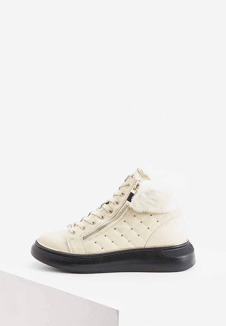 Женские ботинки Baldinini (Балдинини) 148514avimo9191xxplx