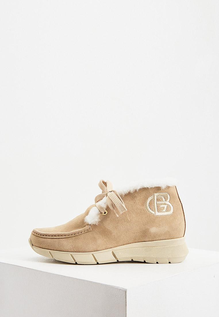 Женские ботинки Baldinini (Балдинини) 148263ACROS959595RXX