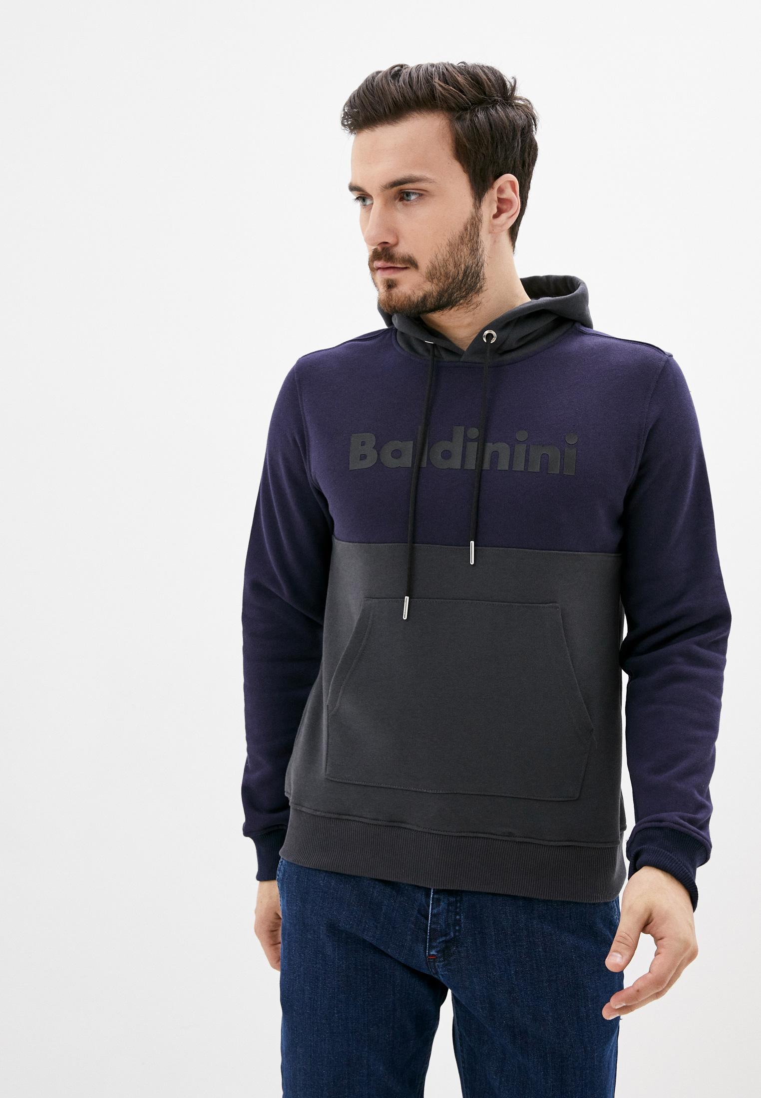 Мужские худи Baldinini (Балдинини) AFMR06K003 FU01 998