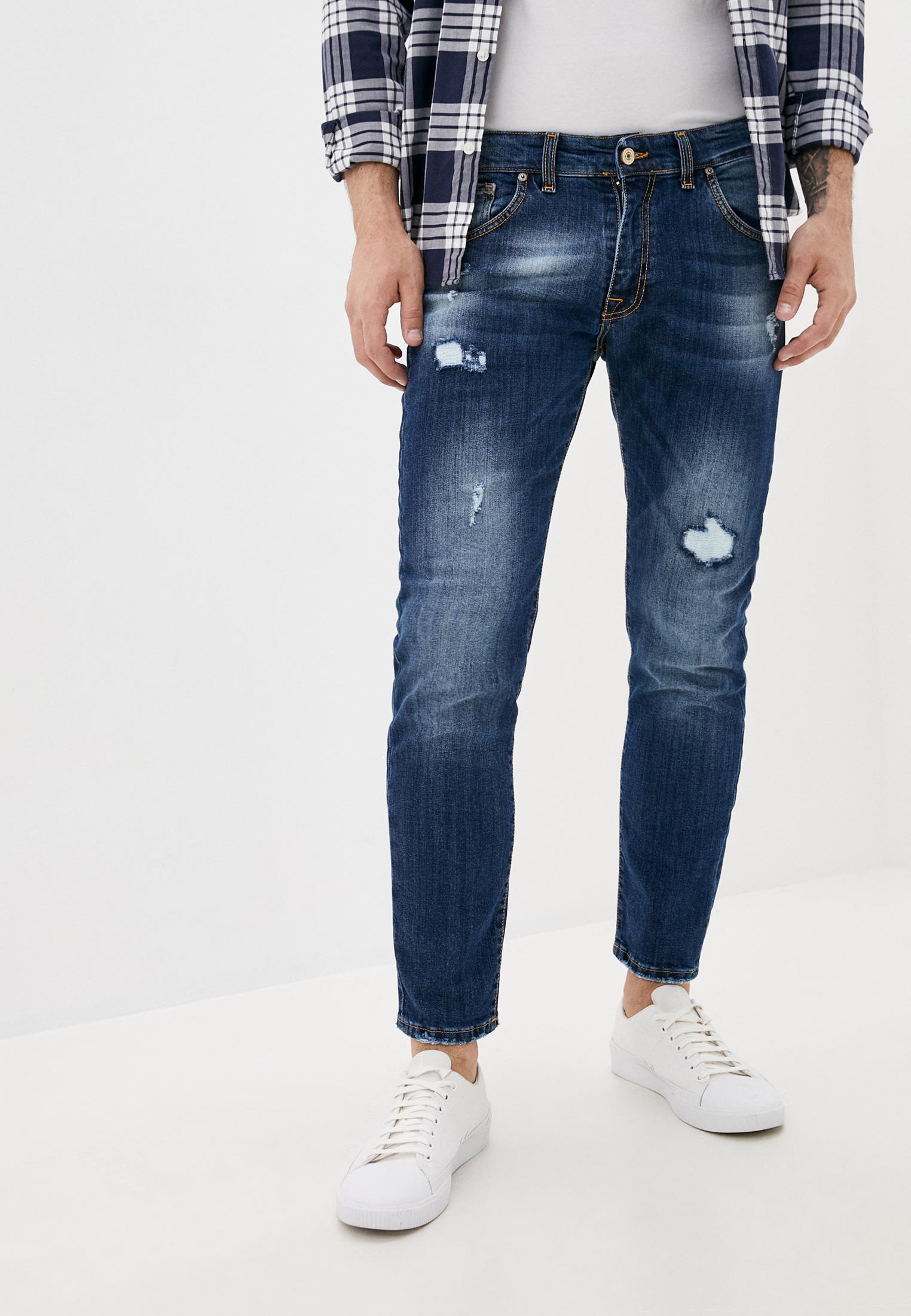 Зауженные джинсы Baldinini (Балдинини) AFMJ01D002