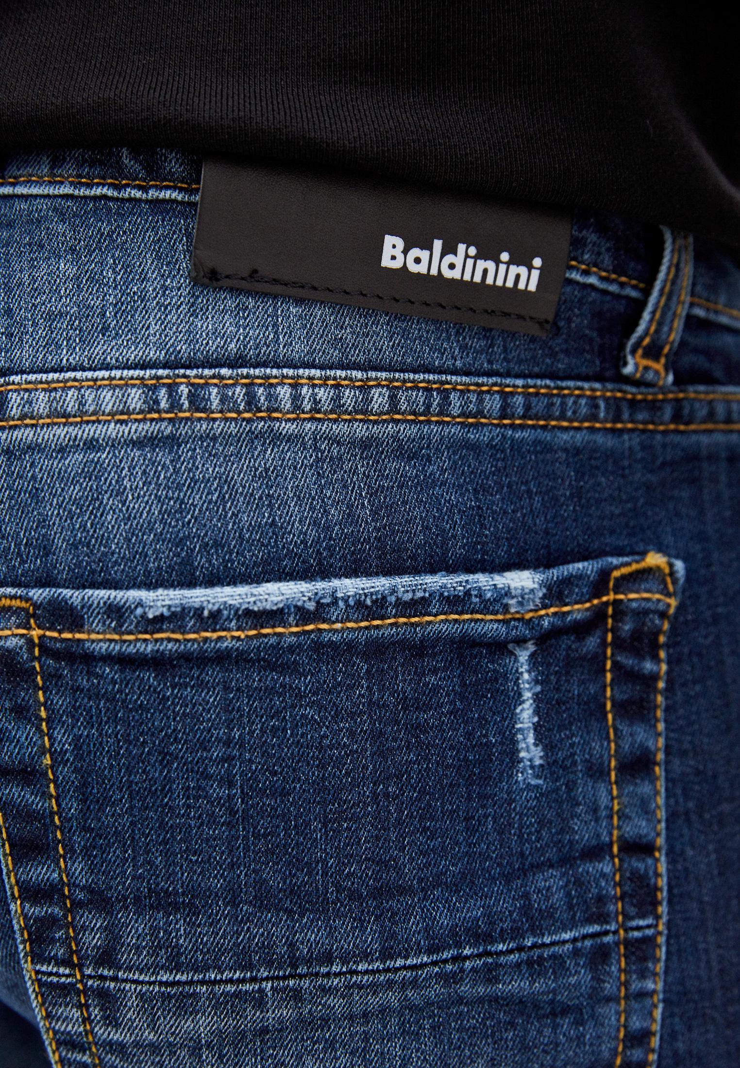 Мужские зауженные джинсы Baldinini (Балдинини) AFMJ01D0025K4: изображение 5