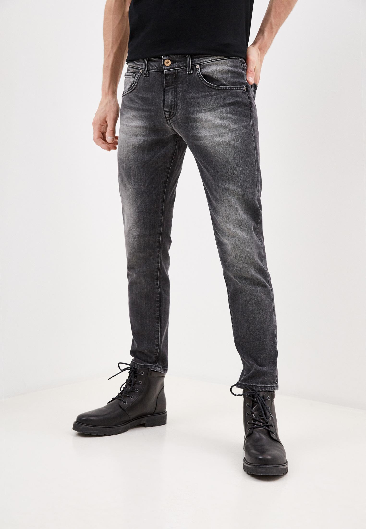 Мужские зауженные джинсы Baldinini (Балдинини) JJMJ01D0065G1: изображение 1