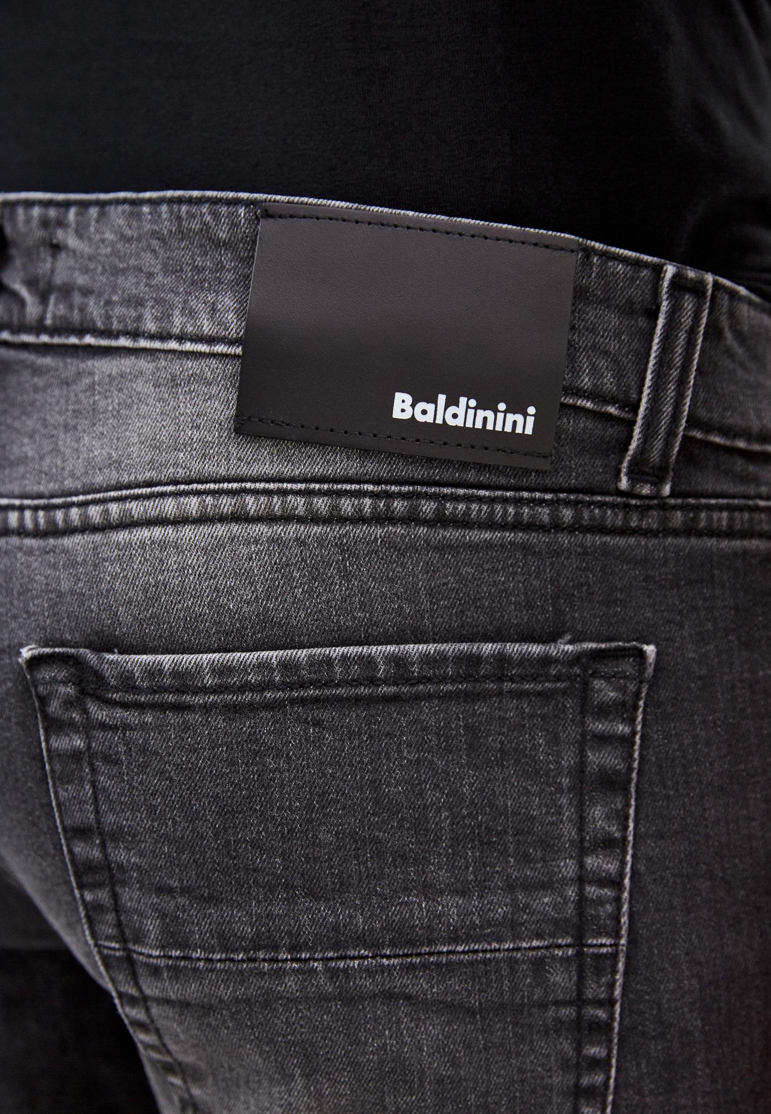 Мужские зауженные джинсы Baldinini (Балдинини) JJMJ01D0065G1: изображение 5