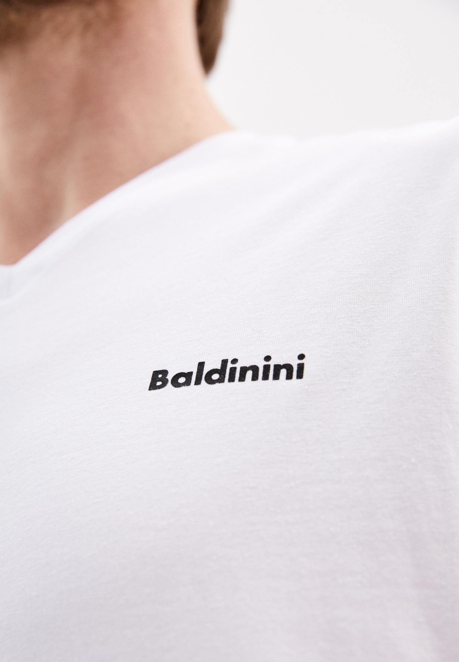 Мужская футболка Baldinini (Балдинини) JJMR17K004: изображение 5
