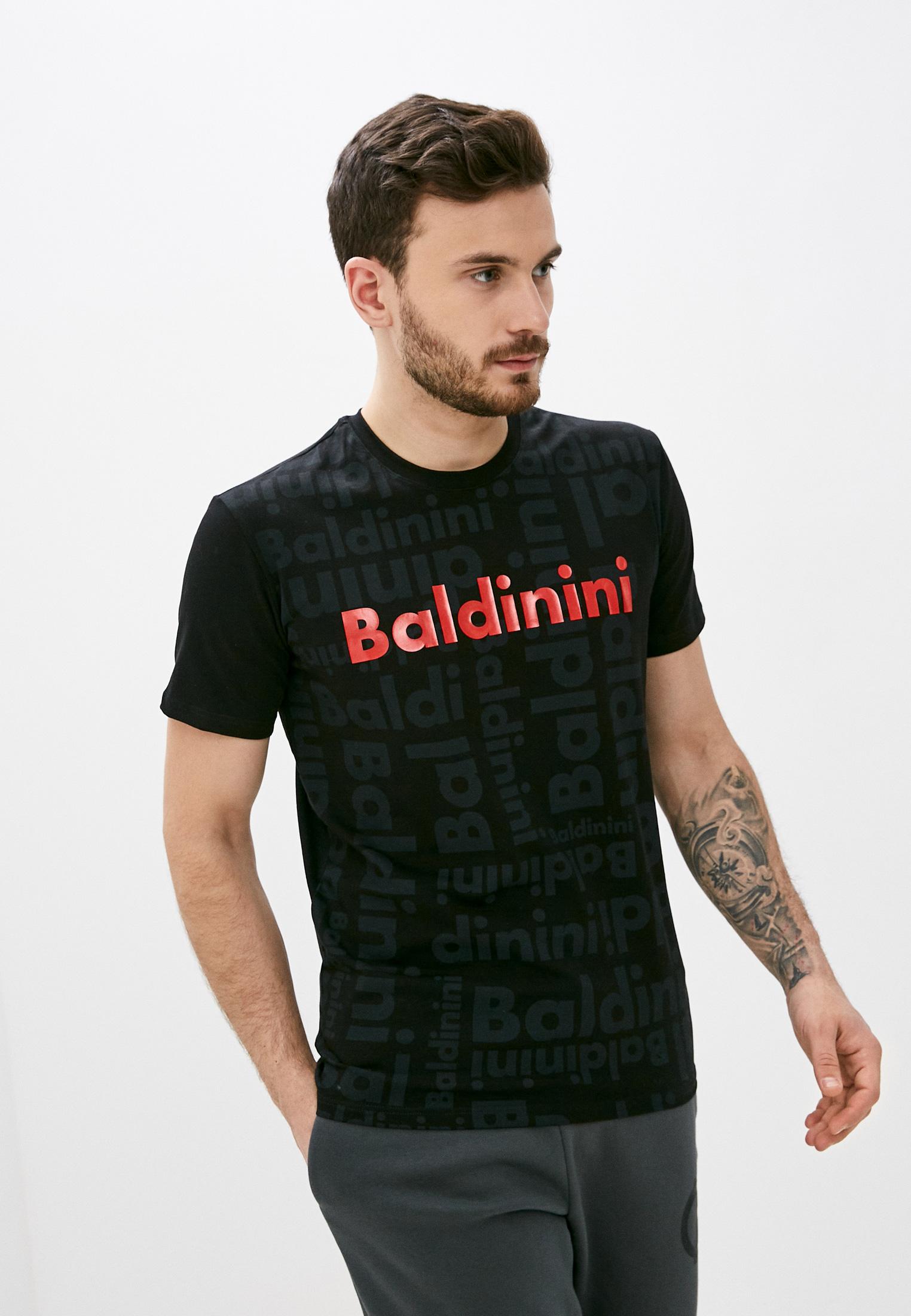 Мужская футболка Baldinini (Балдинини) TSU049992