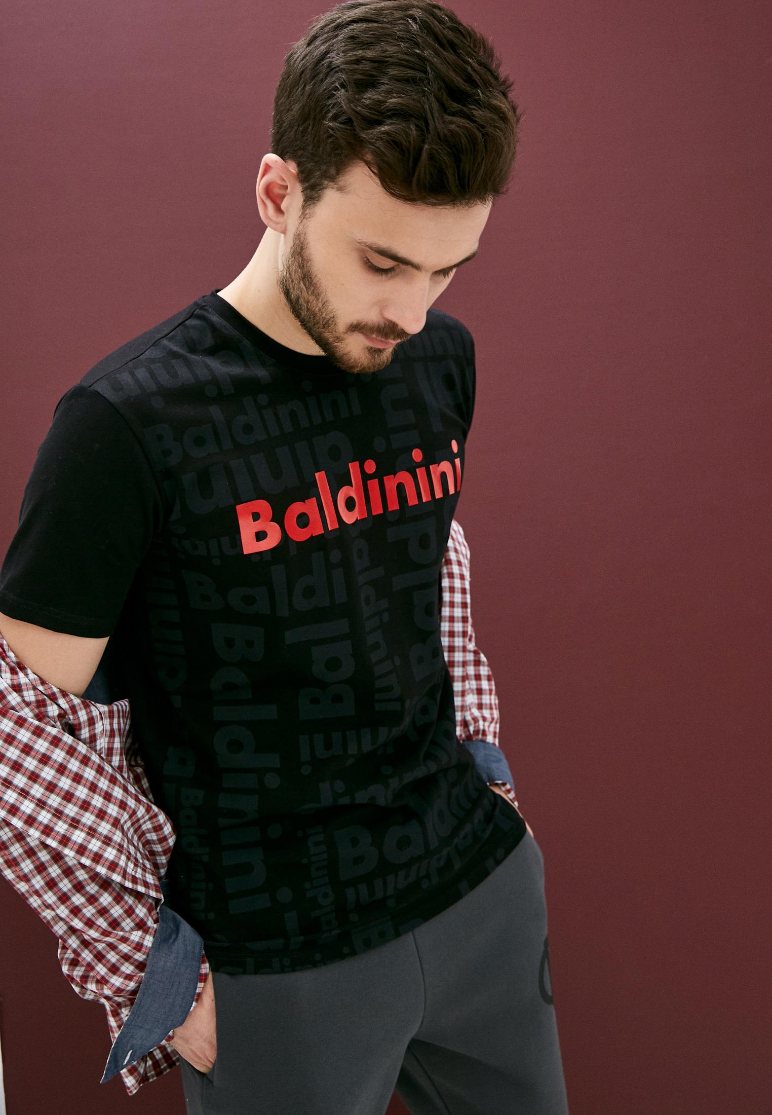 Мужская футболка Baldinini (Балдинини) TSU049992: изображение 2