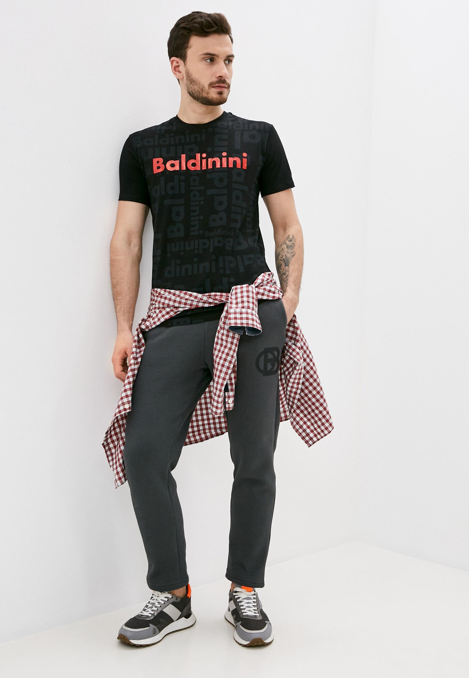 Мужская футболка Baldinini (Балдинини) TSU049992: изображение 3
