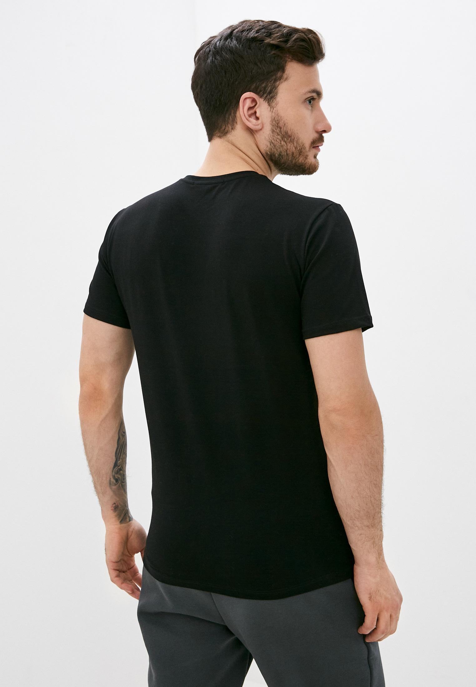 Мужская футболка Baldinini (Балдинини) TSU049992: изображение 4