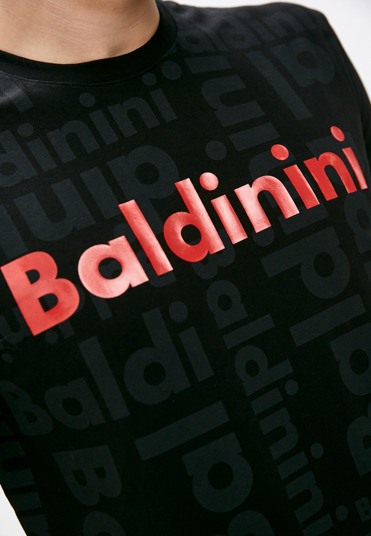 Мужская футболка Baldinini (Балдинини) TSU049992: изображение 5