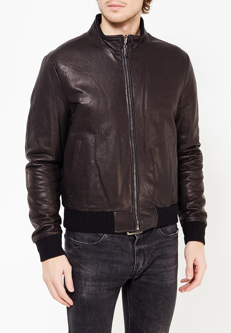 Кожаная куртка Baldinini (Балдинини) 830014SKAR00.......: изображение 2