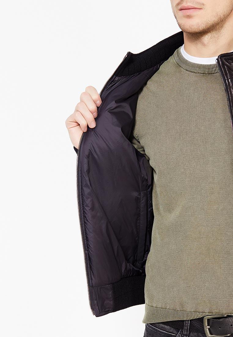 Кожаная куртка Baldinini (Балдинини) 830014SKAR00.......: изображение 4