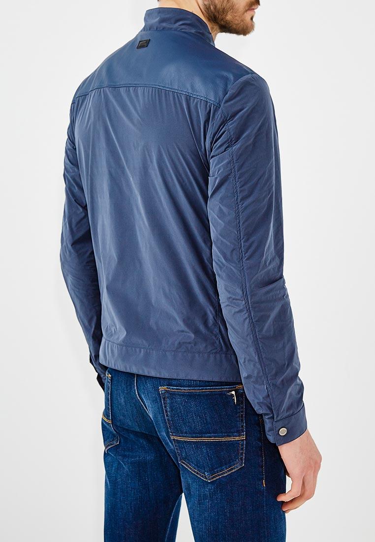 Кожаная куртка Baldinini (Балдинини) 880123FENI101010XXX: изображение 3