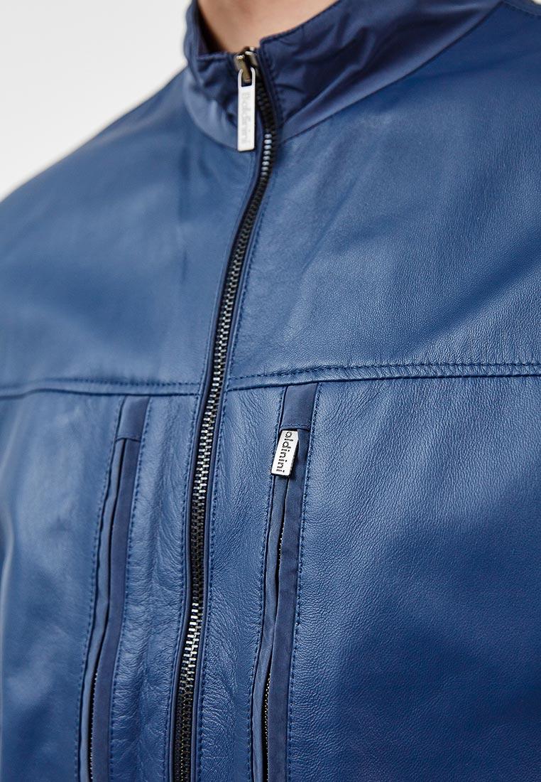 Кожаная куртка Baldinini (Балдинини) 880123FENI101010XXX: изображение 5