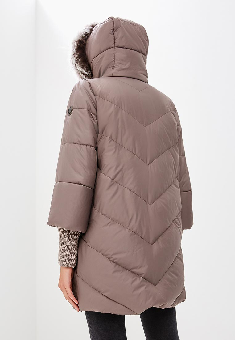 57c52e2be ... Утепленная куртка Baldinini (Балдинини) 930501PRIN8M8M8MXXX:  изображение 3 ...