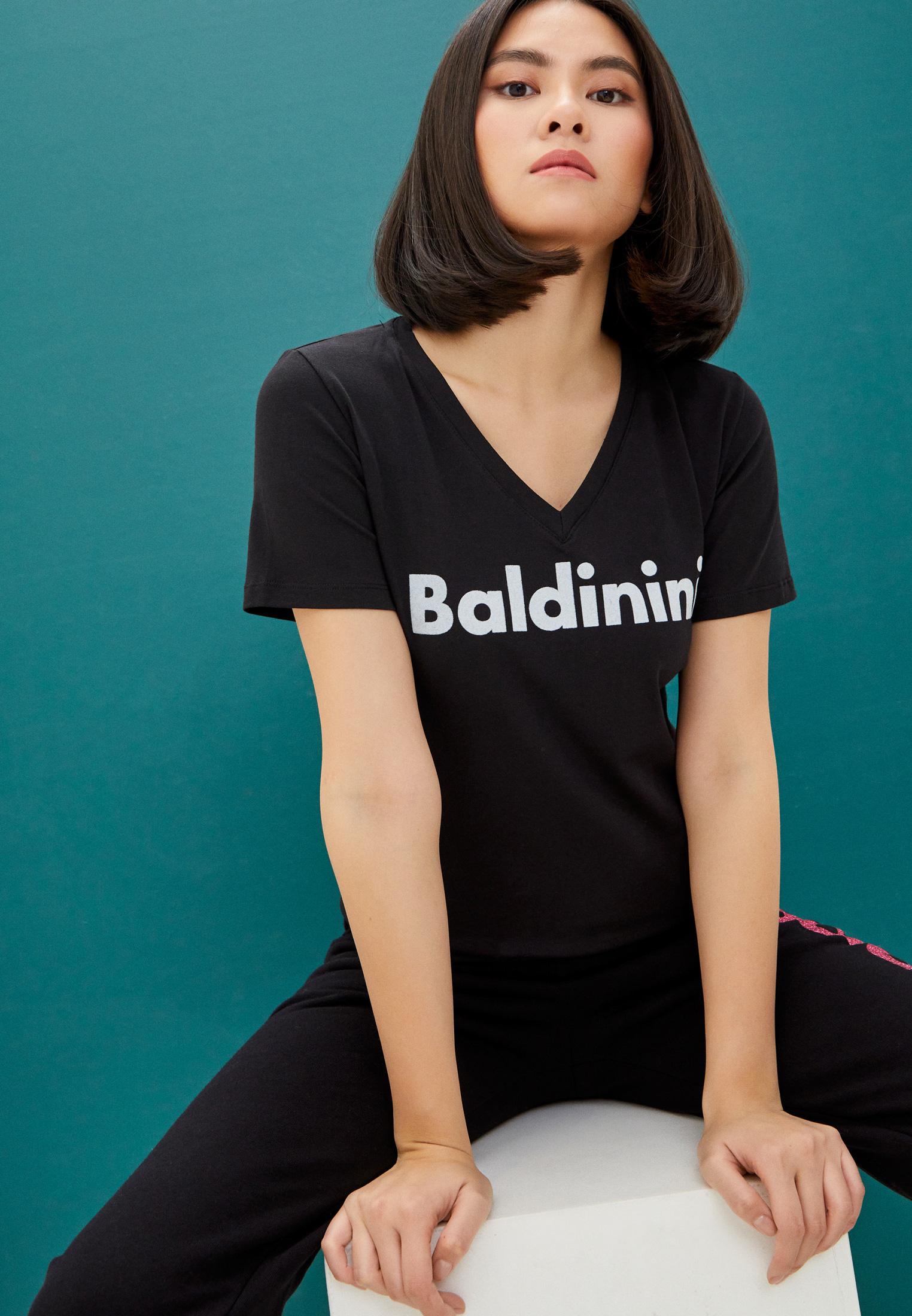 Футболка с коротким рукавом Baldinini (Балдинини) JJWR17K002 VAR2: изображение 2