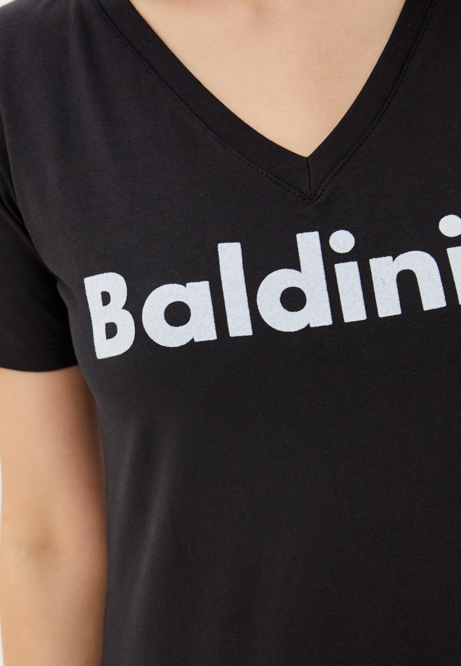 Футболка с коротким рукавом Baldinini (Балдинини) JJWR17K002 VAR2: изображение 5