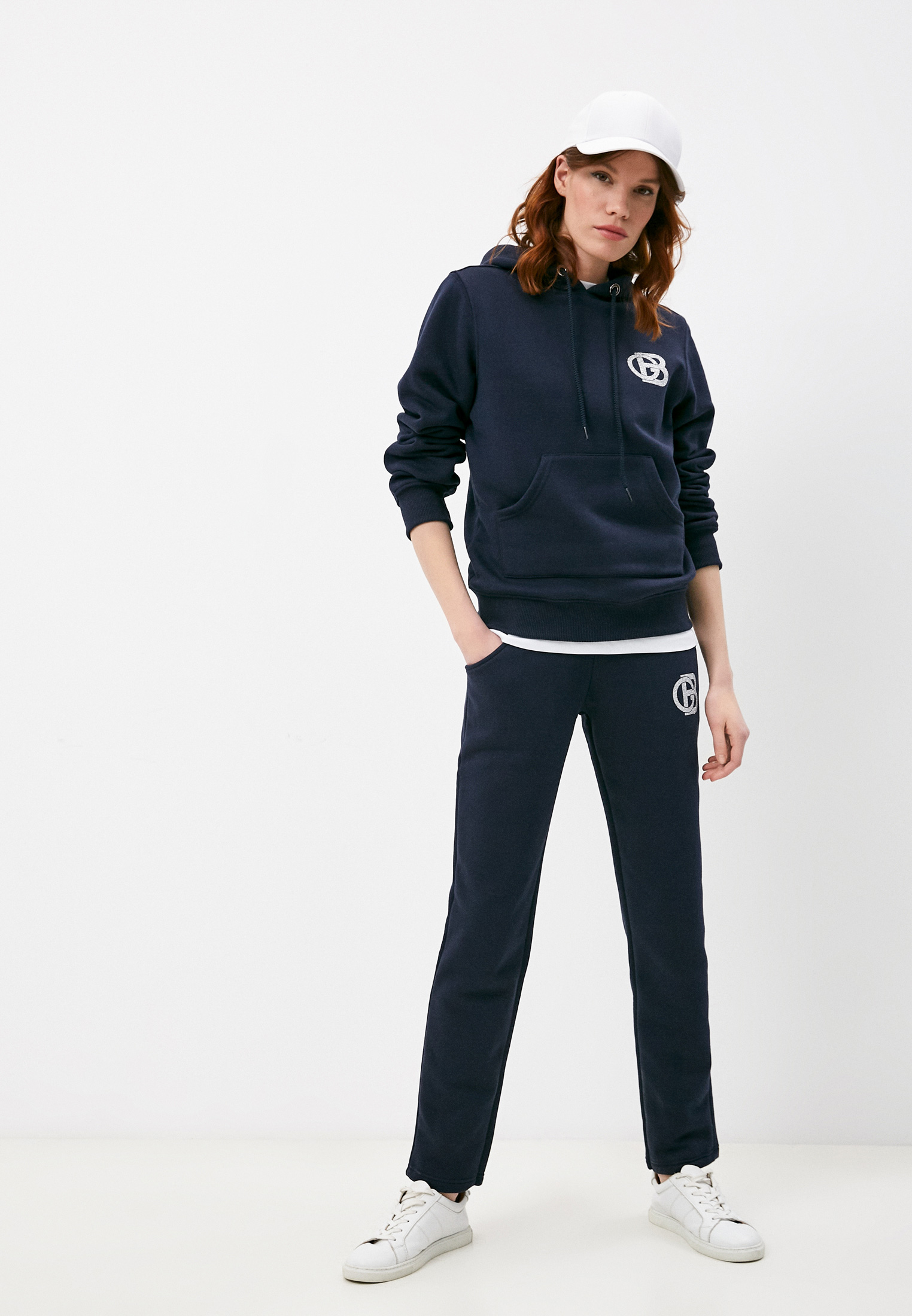 Женские спортивные брюки Baldinini (Балдинини) PTD01888: изображение 3