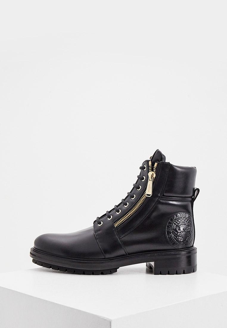 Мужские ботинки Balmain (Балмаин) W8HA414Z028: изображение 1