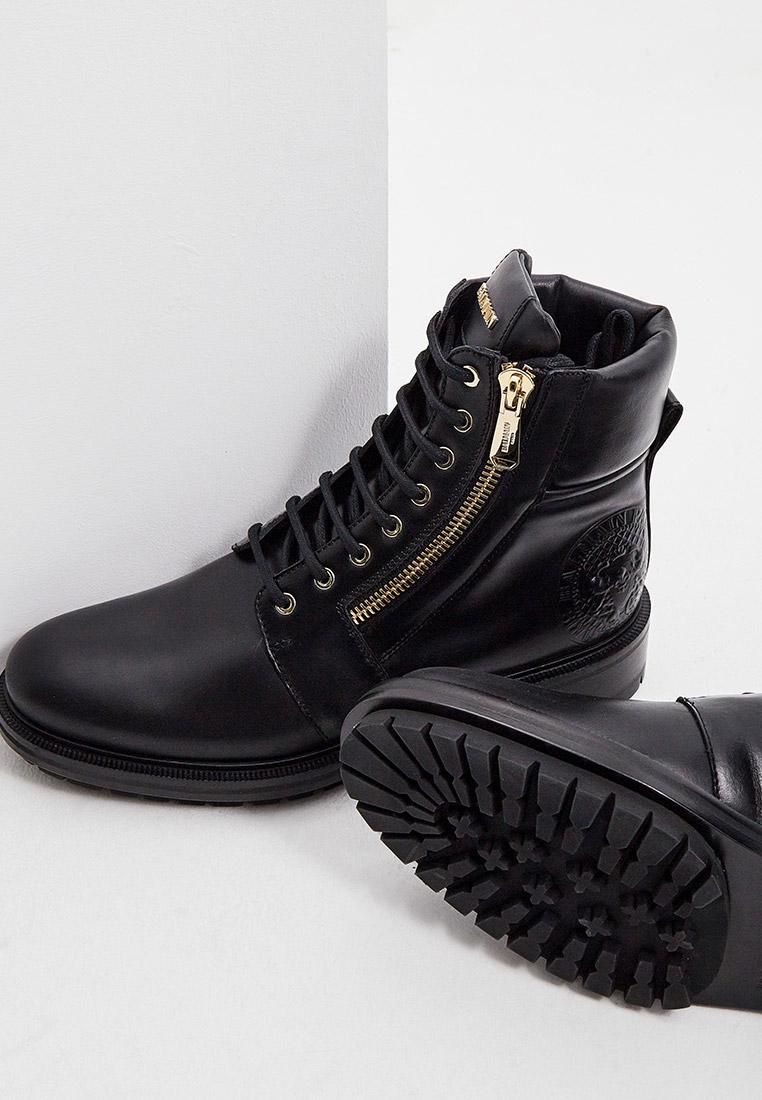 Мужские ботинки Balmain (Балмаин) W8HA414Z028: изображение 5