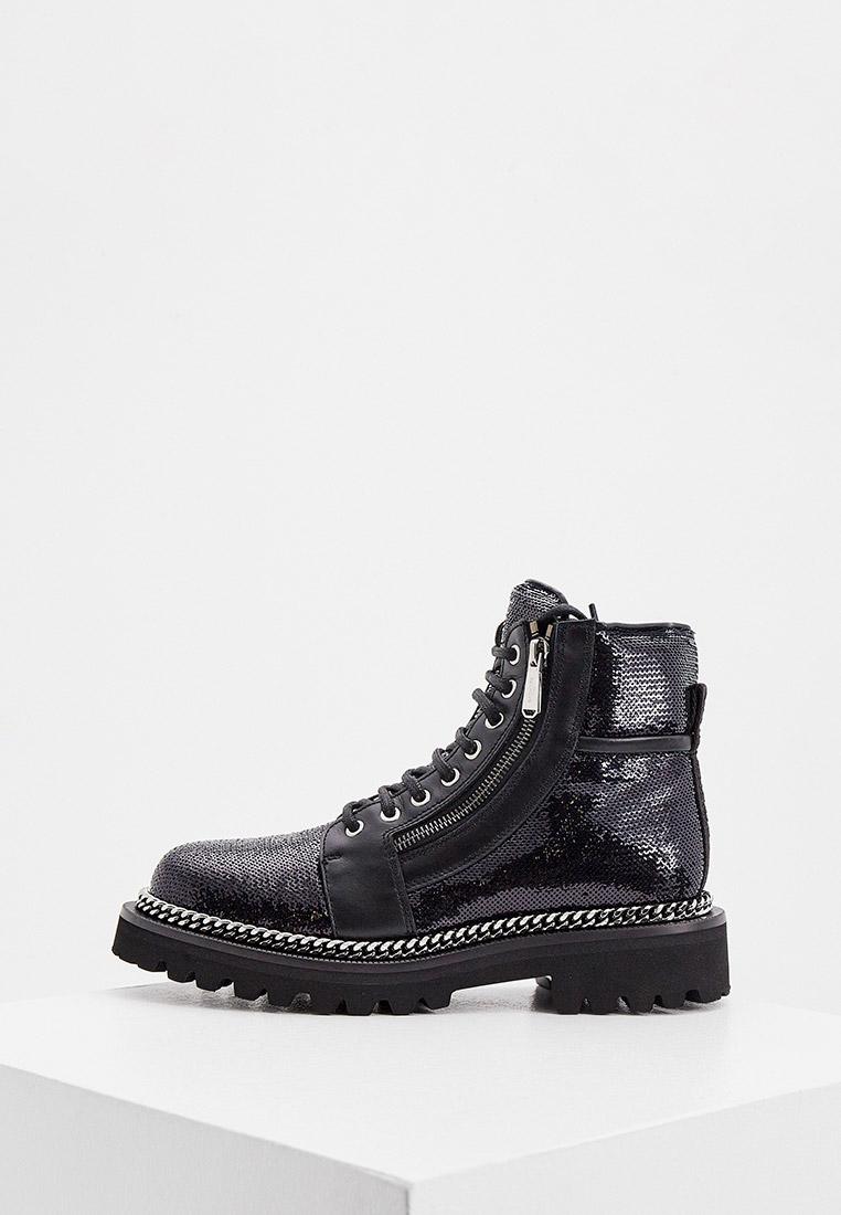 Женские ботинки Balmain (Балмаин) W8FC306PPSY