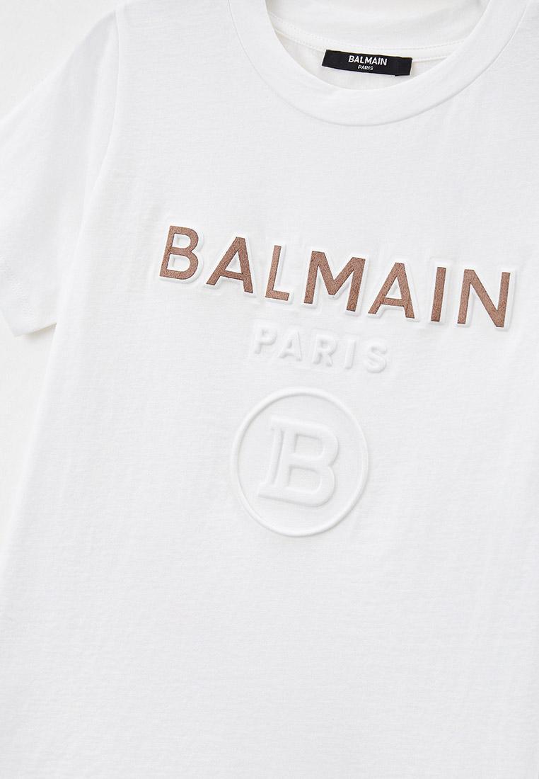 Футболка с коротким рукавом Balmain (Балмаин) 6O8521: изображение 3