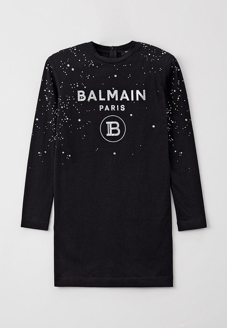 Повседневное платье Balmain (Балмаин) 6O1070: изображение 1