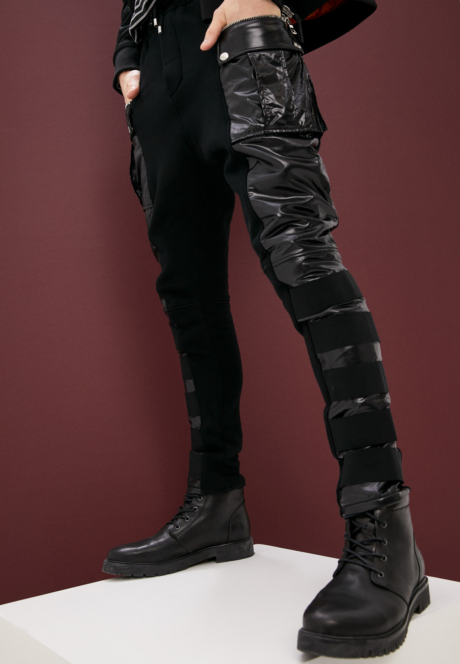 Мужские повседневные брюки Balmain (Балмаин) W8H5074J928: изображение 2