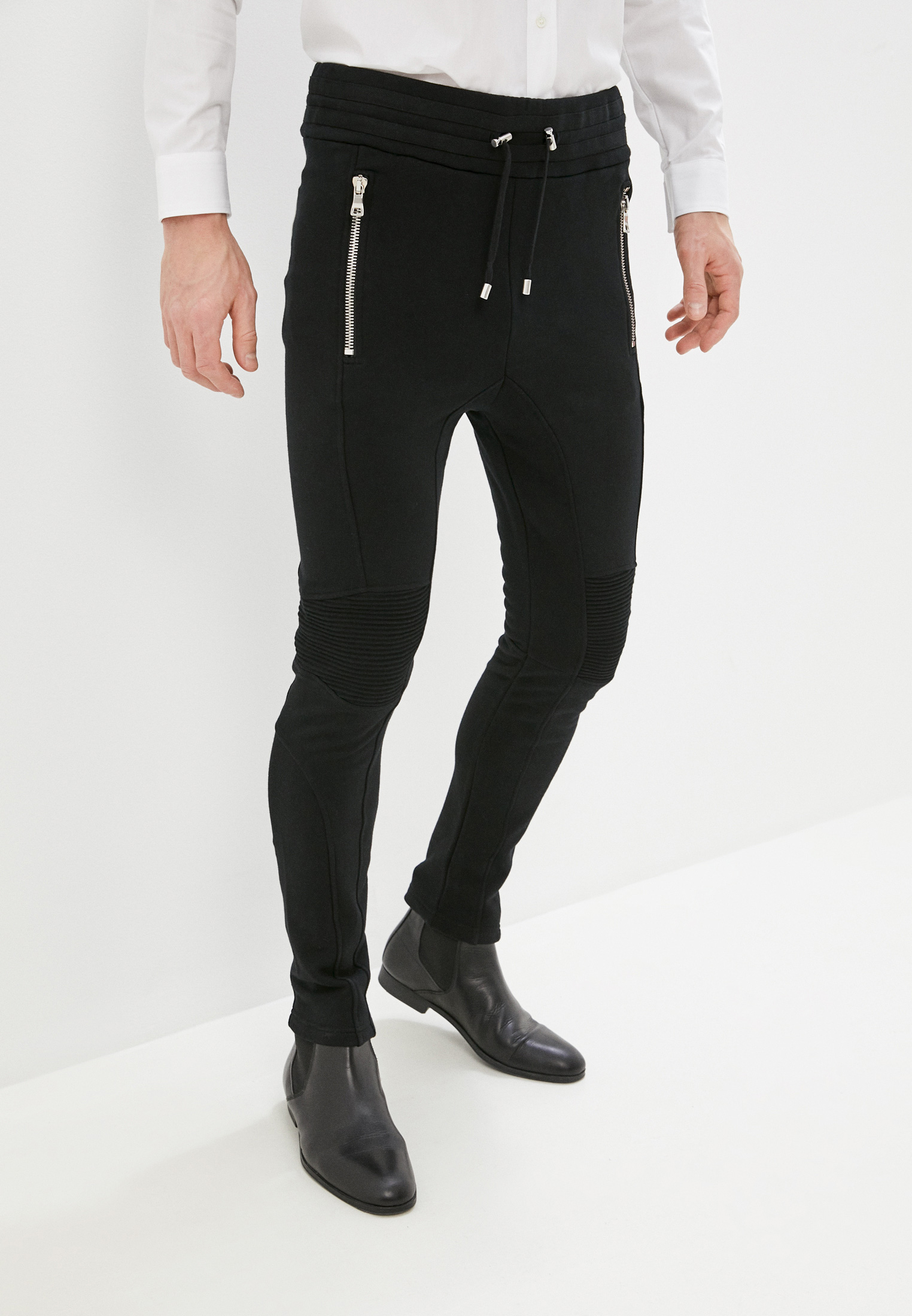 Мужские брюки Balmain W8H5573J928