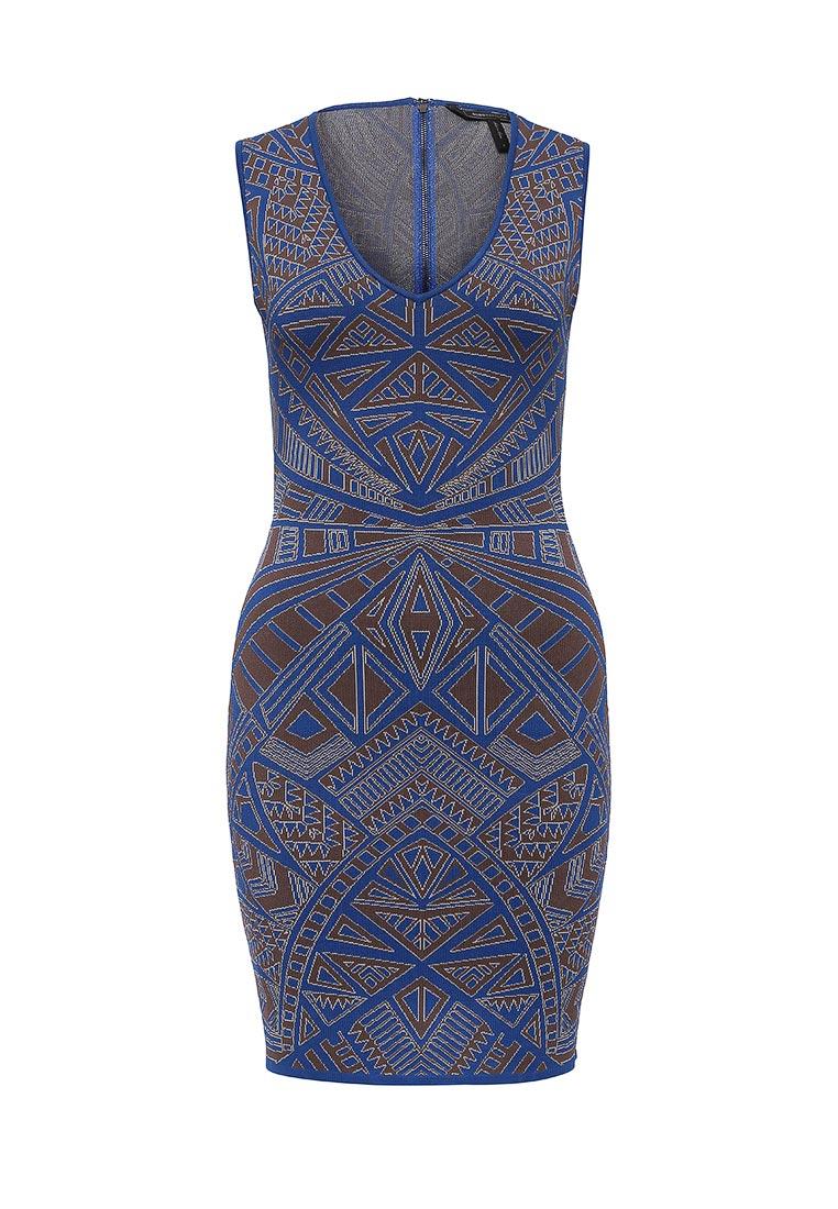 Повседневное платье BCBGMAXAZRIA (БСБГМАКСАЗРИА) PGJ69H97