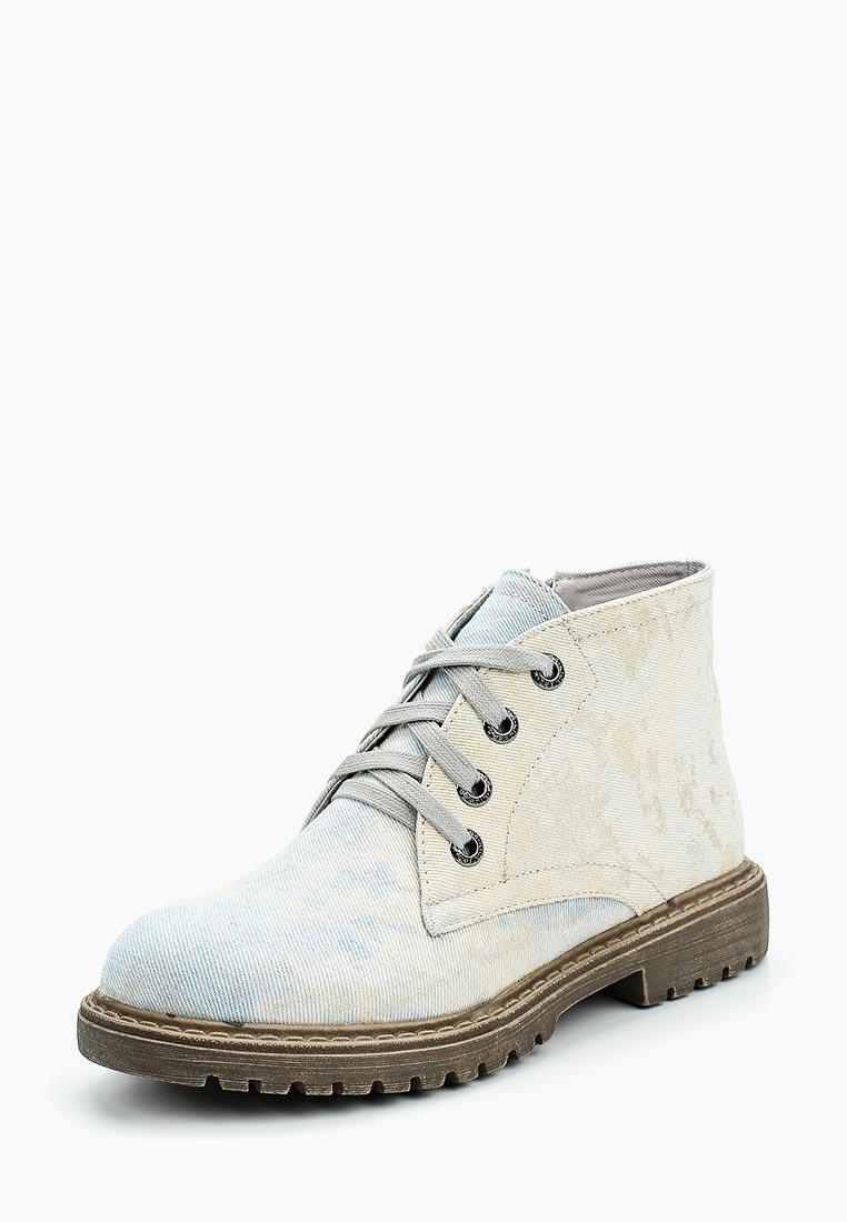 Ботинки для девочек Betsy (Бетси) 987315/04-01: изображение 1