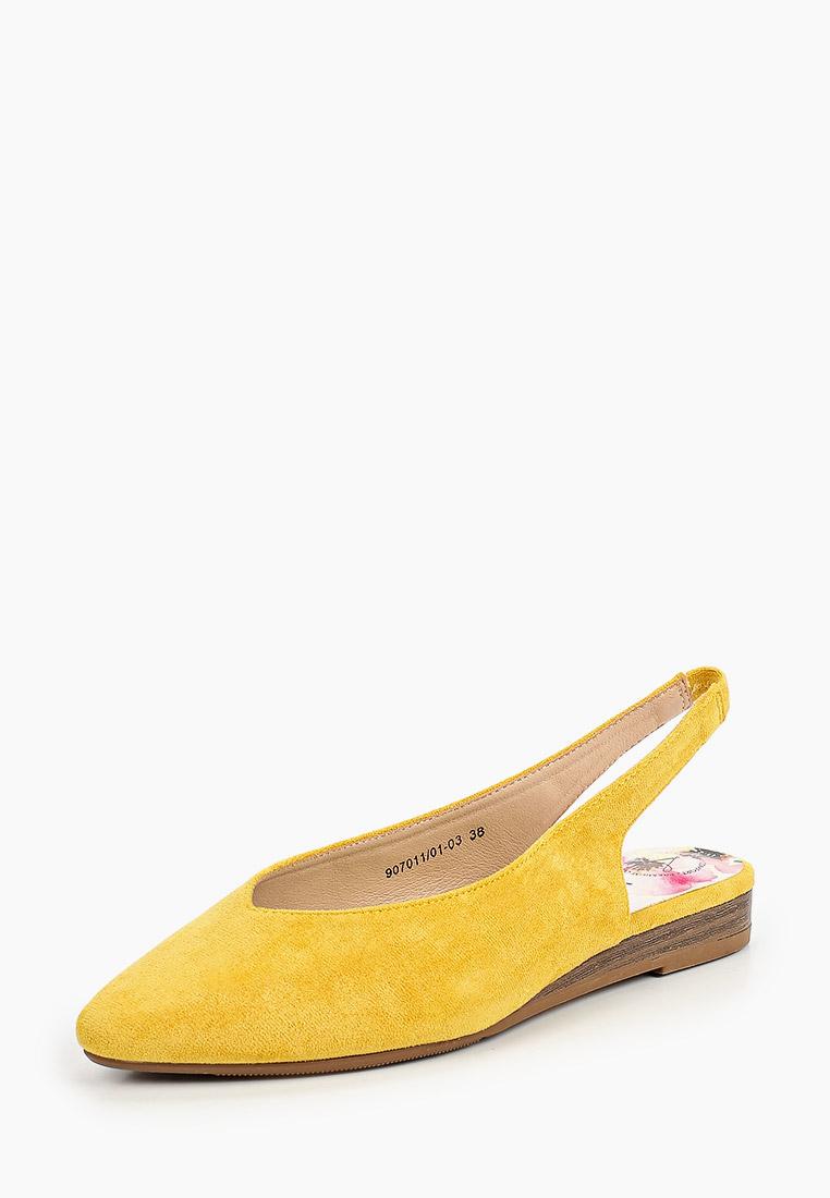 Женские туфли Betsy (Бетси) 907011/01: изображение 2