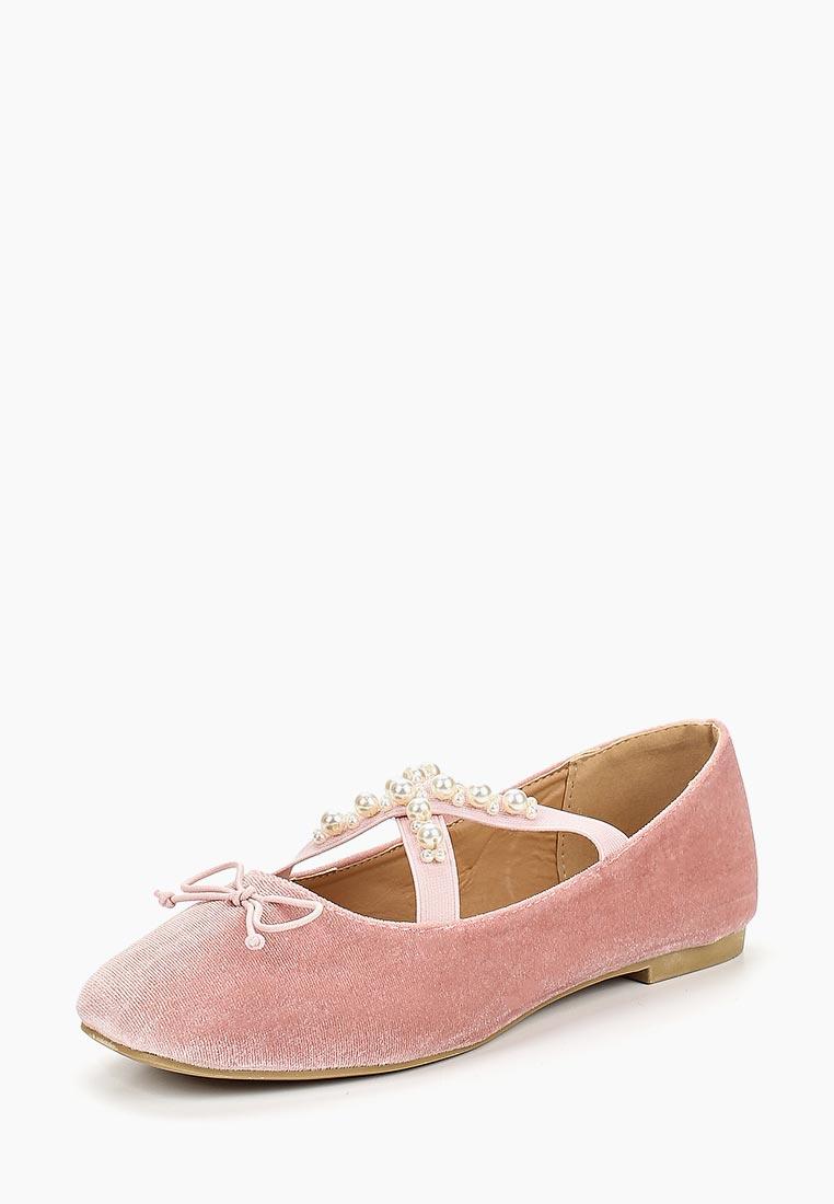 Женские балетки Befree (Бифри) 1836033007