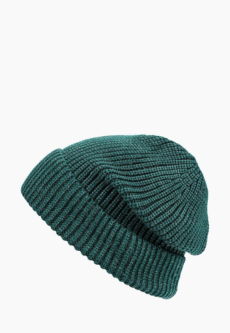 f54268252c09b Шапка женская Befree (Бифри) 1846018001 цвет зеленый купить за 740 руб.
