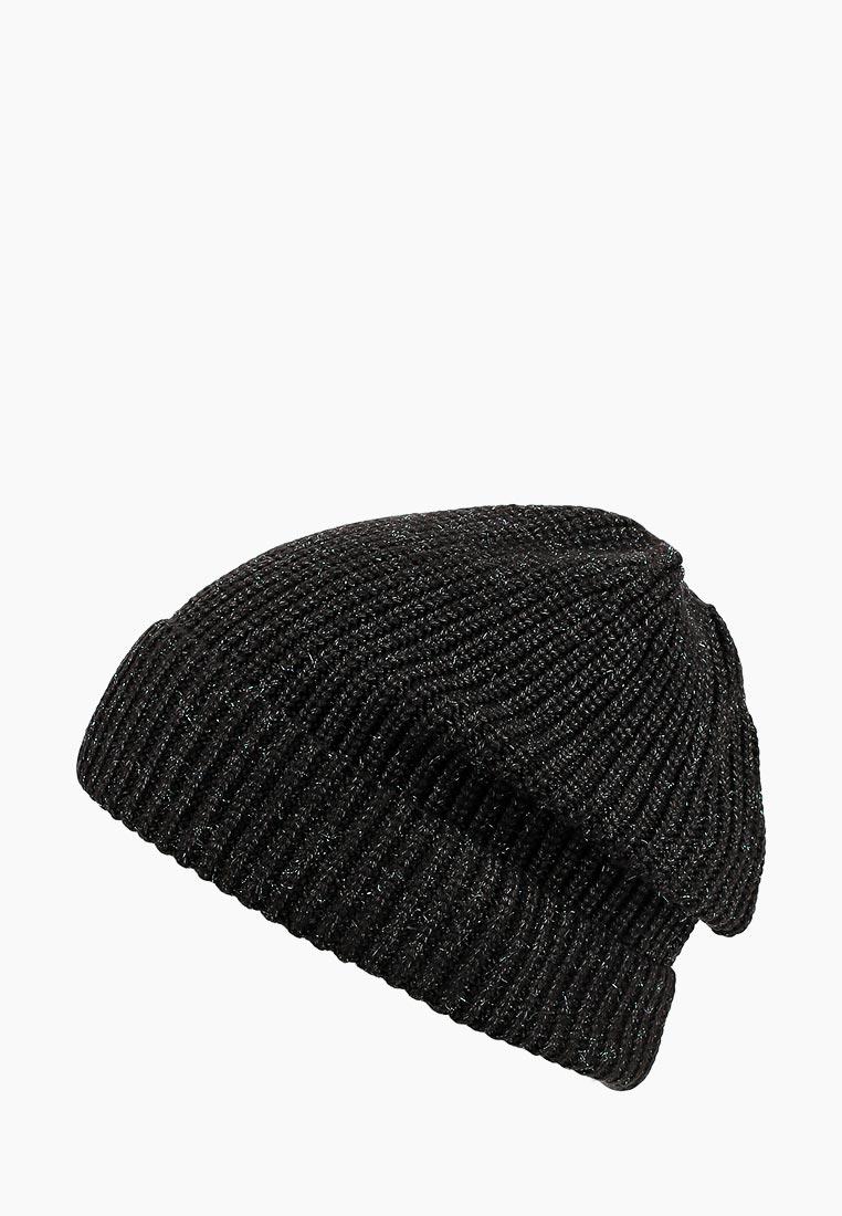 46610a541c918 Шапка женская Befree (Бифри) 1846018001 цвет черный купить за 740 руб.