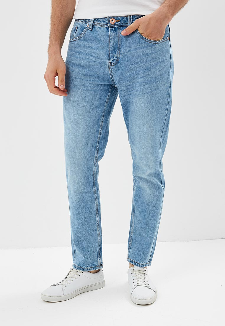 Мужские прямые джинсы Befree (Бифри) 839821700