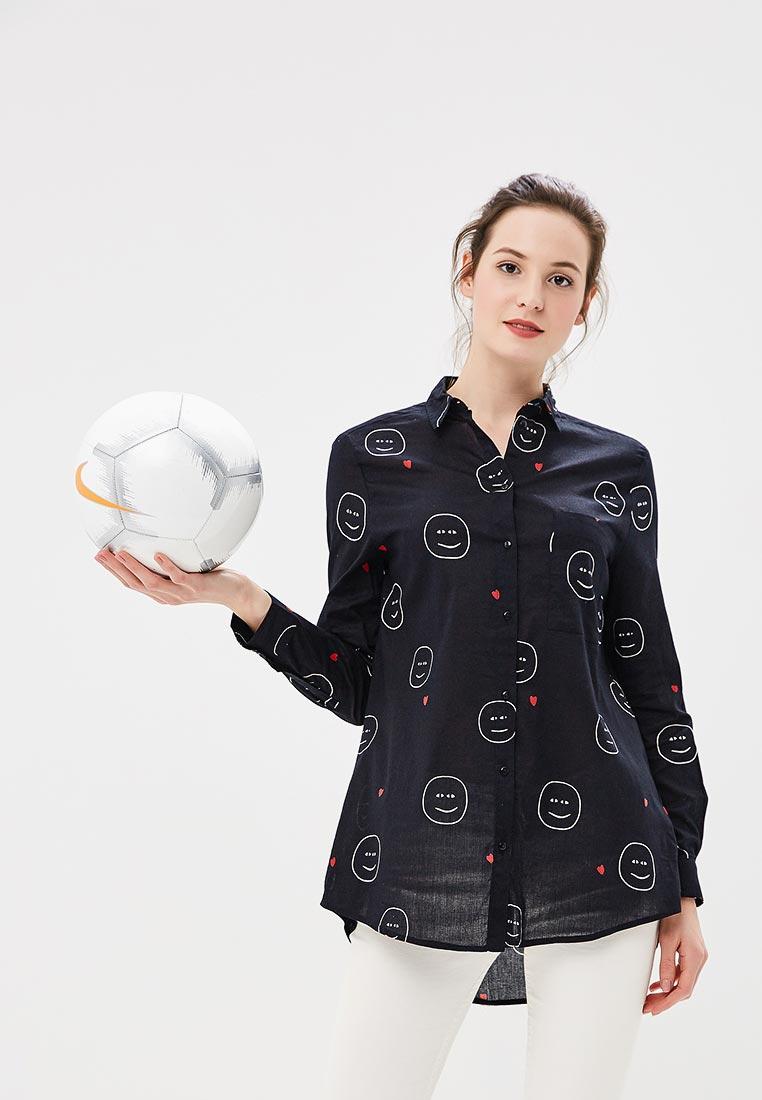 Женские рубашки с длинным рукавом Befree (Бифри) 1831111312